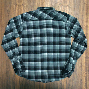 Sector 9 Woodland SST Black Flannel