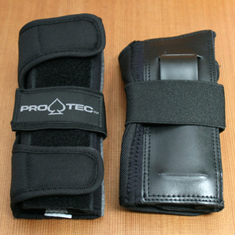 Pro Tec Street Wrist Guards - Black