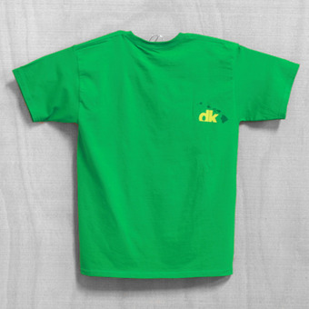 Dakine Aloha Kelly Green T-Shirt
