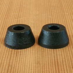 Abec11 Reflex Short Cone Bushings 95a Black