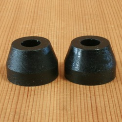 Abec11 Reflex Tall Cone Bushings 95a Black