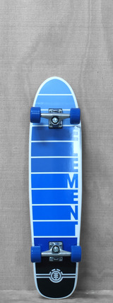 "Element 36"" Velocity Adder Longboard Complete"