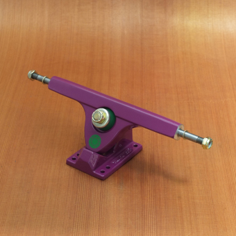 "Caliber 10"" Trucks - Purple Funk 50 Degree"