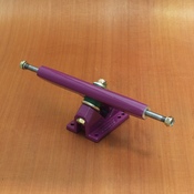 "Caliber 10"" Purple Funk 50 Cal Trucks"
