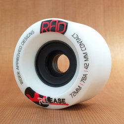 RAD Longboard Wheels