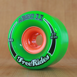 Abec11 Classic Freerides 77mm 84a Wheels