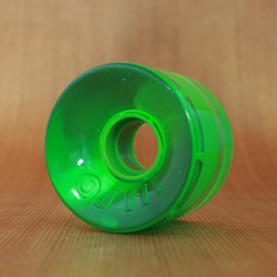 OJ 60mm 78a Hot Juice Trans Green Wheels