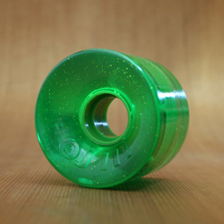 OJ Hot Juice 60mm 78a Wheels - Green Glitter
