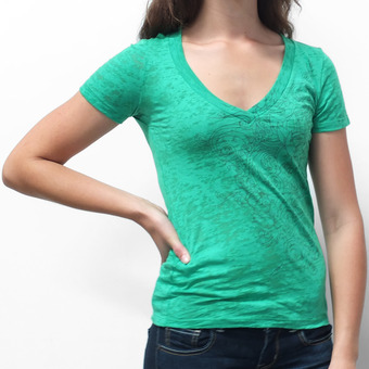 Sector 9 Henna T-Shirt - Green