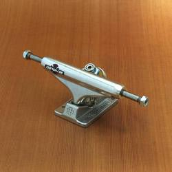 Independent 129mm Reynolds GC Hollow Silver Trucks