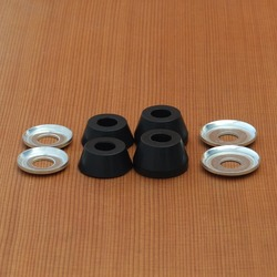 Independent Low Hard 96a Black Bushings