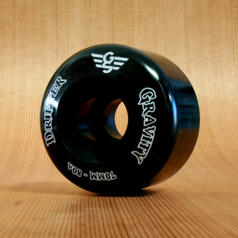 Gravity Drifter 70mm 80a Wheels - Black