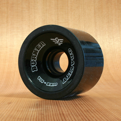 Gravity Burner 66mm 80a Wheels - Black