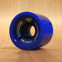 Gravity Burner 66mm 83a Wheels - Blue