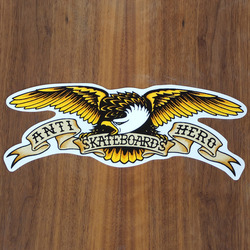 "Anti Hero Sticker 11"" Eagle Large"