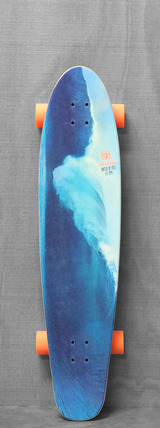 "Globe 41"" New Atlantic Longboard Complete"