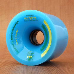 Bustin Royce Premier Formula 75mm 78a Wheels - Blue