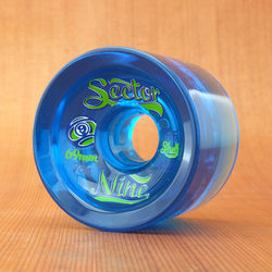 Sector 9 Top Shelf Slalom 69mm 78a Wheels - Blue