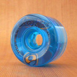 Sector 9 Top Shelf 70mm 78a Wheels - Blue