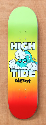 "Almost High Tide 8.5"" Skateboard Deck"