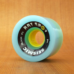 Seismic Hot Spot 63mm 84a Wheels - Blue