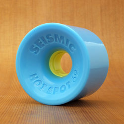 Seismic Hot Spot 69mm 81a Wheels - Blue