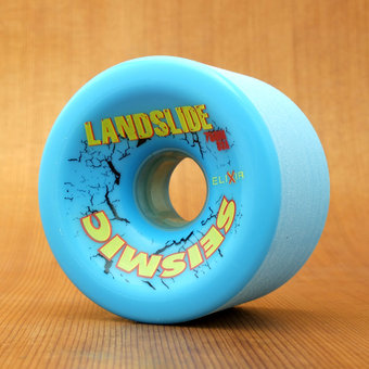 Seismic Landslide 75mm 83a Wheels - Blue