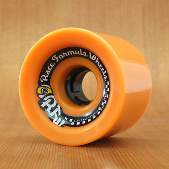 Sector 9 Race Formula 70mm 82a Offset Wheels - Orange