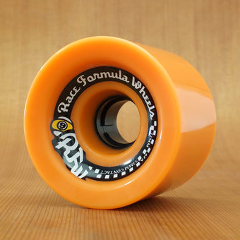 Sector 9 Race Formula 72mm 82a Wheels - Orange