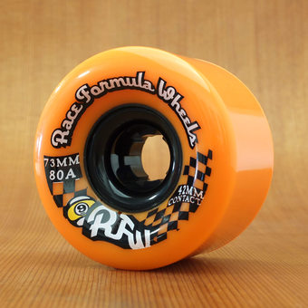 Sector 9 Race Formula 73mm 82a Wheels - Orange