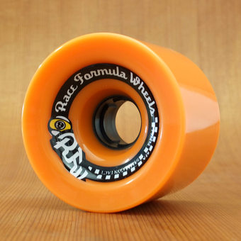 Sector 9 Race Formula 74mm 82a Wheels - Orange