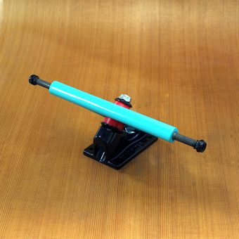 Road Rider 180mm Hollow Trucks - Teal/Black