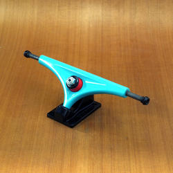 Road Rider 180mm Hollow Teal/Black Trucks