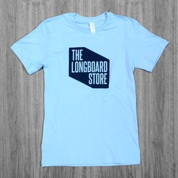 TLS Shop T-Shirt Men's Light Blue