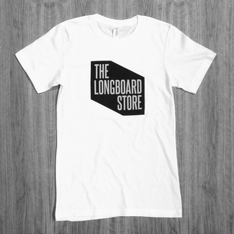 TLS Shop T-Shirt Men's White