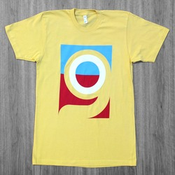 Orangatang Logo Yellow T-Shirt