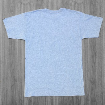 Plan B Stars Grey Heather T-Shirt