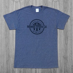 Randal Handcrafted Grey T-Shirt