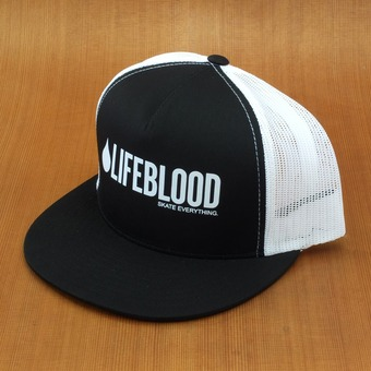 Lifeblood Skate Everything Trucker Hat