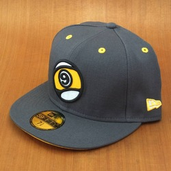 Sector 9 9 Ball Classic Hat - Graphite