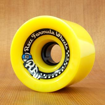 Sector 9 Race Formula 72mm 78a Wheels - Yellow