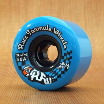 Sector 9 Race Formula 70mm 80a Centerset Wheels - Blue