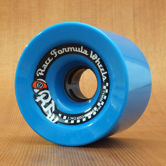 Sector 9 Race Formula 74mm 80a Wheels - Blue