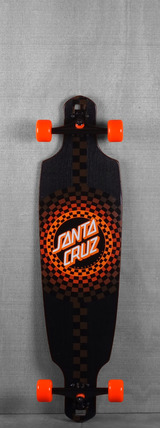 "Santa Cruz 38"" Pomona Drop Thru Longboard"