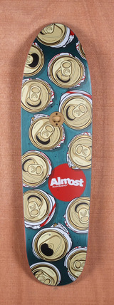 "Almost Can Crusher Cruiser 8.25"" Skateboard Deck"