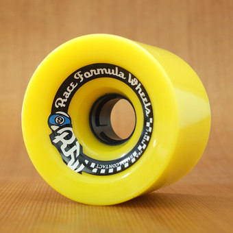 Sector 9 Race Formula 74mm 78a Wheels - Yellow