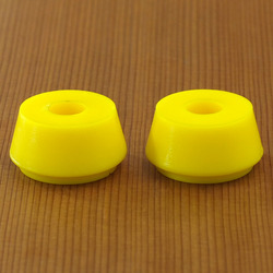Venom SHR Freeride 83a Bushings - Pastel Yellow
