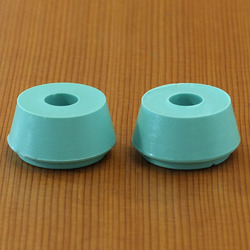 Venom SHR Freeride 88a Seafoam Green Bushings