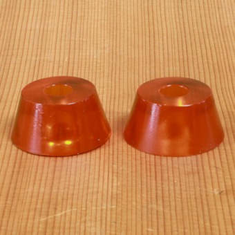 Tracker Fastrack 80a Bushings - Orange