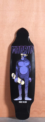 "Madrid 37"" Bigfoot Longboard Deck"